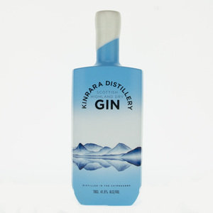 Kinrara Scottish Highland Dry Gin - 70cl, 41.5%