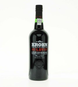 Krohn LBV 2011 Port 20% Vol 75cl