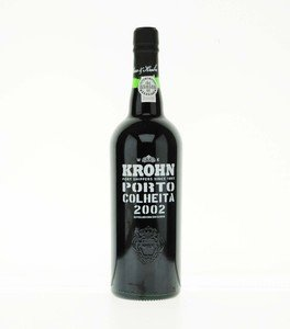 Krohn Porto Colheita 2002 Port 20% Vol 75cl