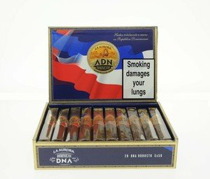 La Aurora ADN Dominicano Robusto - Box of 20