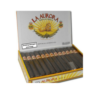 La Aurora Classic No. 4 Cigars - Box of 25