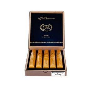 La Flor Dominicana - Oro Chisel Tubos Cigar - Box of 5