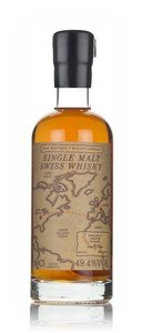 Langatun 5 Year Old Batch #1 Boutique-y Whisky Company Single Malt Swiss Whisky - 70cl, 49.4%