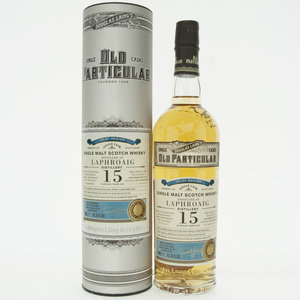 Old Particular - 2004 Laphroaig, 15 Year Old Single Cask (70cl, 48.4% ABV)