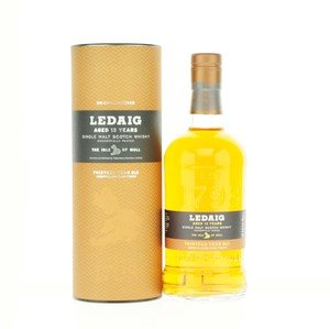 Ledaig 13 Year Old Amontillado Cask Finish Single Malt Scotch Whisky 59.2% 70Cl