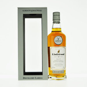 Linkwood 15 Years Old Gordon & MacPhail Single Malt Scotch Whisky - 70cl, 43% vol.