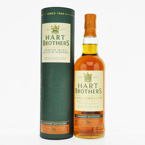 Linkwood 1990 26 Year Old Sherry Butt Hart Brothers Single Malt Scotch Whisky - 70cl, 47.3%