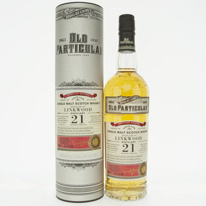 Linkwood 21 Year Old Douglas Laing Old Particular Single Malt Scotch Whisky - 70cl, 51.5%