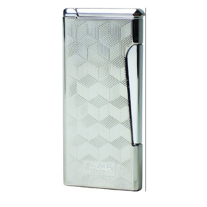 Pierre Cardin - Flint Jet Lighter - Diamond Pattern