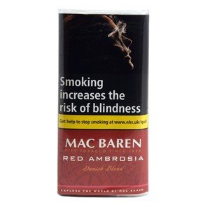 Mac Baren Red Ambrosia Pipe Tobacco - 40g