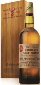 Mackinlay's Shackleton Rare Old Whisky 2nd Edition