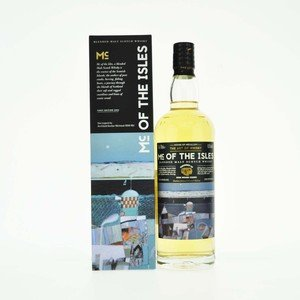 Mc Of The Isles Blended Malt Scotch Whisky - 70cl, 43.5% vol.