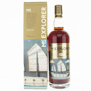 McExplorer Vintage 2009 Single Estate Caribbean Rum - 70cl, 43.5% vol.