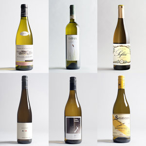 White Wine Bundle LV - 6 x 75cl