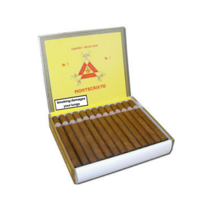 Montecristo No. 3 Cigar - Box of 25