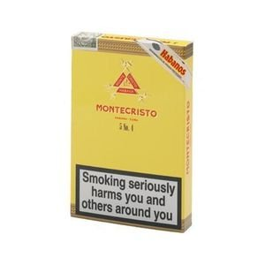 Montecristo No. 4 Cigar - Pack of 5