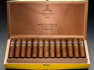 Montecristo Supremos Edicion Limitada 2019 - Box of 25