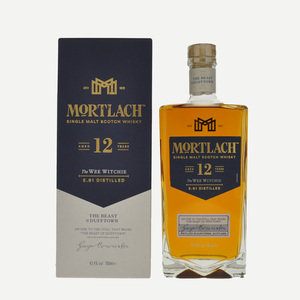 Mortlach 12 Year Old Single Malt Scotch Whisky - 43.4% 70cl