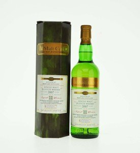 Mortlach 2007 Old Malt Cask 11 Year Old Hunter Laing Single Malt Scotch Whisky - 70cl, 50%