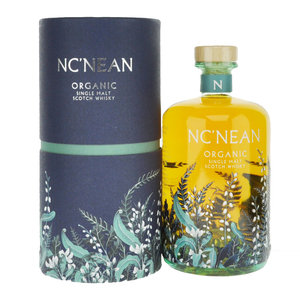 Nc'nean Organic Single Malt Scotch Whisky In Giftbox - 70cl, 46% vol.