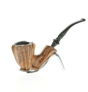 Nording Brown FreeHand Pipe No.3