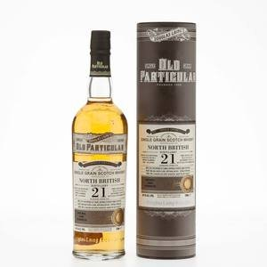 North British 21 Year Old Douglas Laing Old Particular