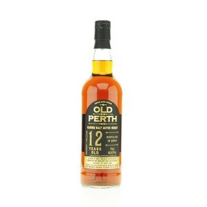 Old Perth 12 Year Old Number 1 Release Blended Malt Whisky