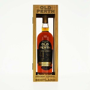 Old Perth 41 Year Old 1977 Blended Malt Whisky - 70cl, 45.3% vol.