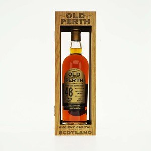 Old Perth 46 Year Old 1971 Blended Grain Whisky - 70cl, 49.9%vol.