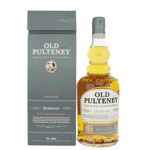 Old Pulteney Huddart Single Malt Scotch Whisky - 70cl, 46%