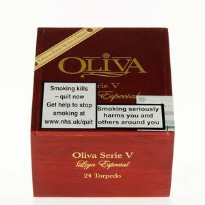Oliva Serie V - Torpedo Cigar - Box of 24