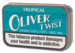 Oliver Twist Tropical - Smokeless Tobacco Bits 7g Pack