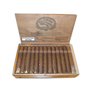 Padron Delicias - Natural - Box of 26