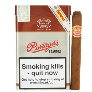 Partagas Capitols - Tin of 5 Cigars
