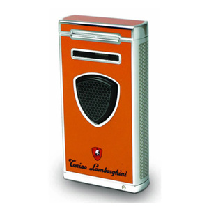 Lamborghini Pergusa Combi Flame Lighter - Orange
