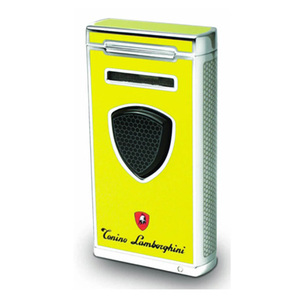 Lamborghini Pergusa Combi Flame Lighter - Yellow