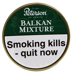 Peterson Balkan Mixture (formerly Balkan Delight) Pipe Tobacco