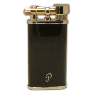 Peterson Pipe Lighter - Black