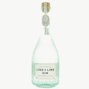 Port of Leith Lind & Lime Gin - 70cl, 44% vol.