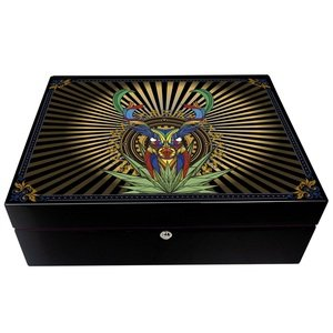 Pre-Sale: Colours of Mayab Humidor - 125 cigars