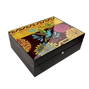 Mexican Talent Magic of Your Colours Humidor - 125 cigars