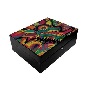 Mexican Talent The Plumed Serpent Humidor - 125 cigars