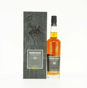 Prometheus 26 Year Old Cache 1 Single Malt Scotch Whisky - 70cl, 47%