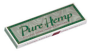 Pure Hemp Medium 1 1/4 Size Rolling Papers