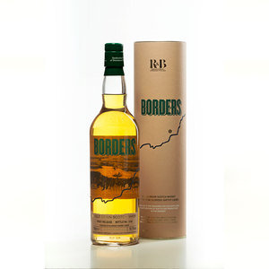 R & B Distillers Borders Whisky