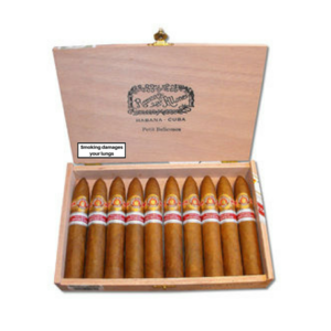 Ramon Allones Petit Belicosos UK Regional Edition 2012 - Box of
