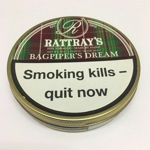 Rattray's - Bagpiper's Dream (50g Tin)