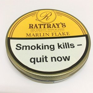Rattray's - Marlin Flake (50g Tin)