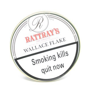 Rattray's - Wallace Flake (50g Tin)
