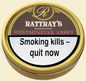 Rattray's - Westminster Abbey (50g Tin)